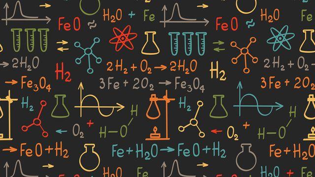 La chimie, un dossier de RTS Découverte. [Marmarto - Depositphotos]