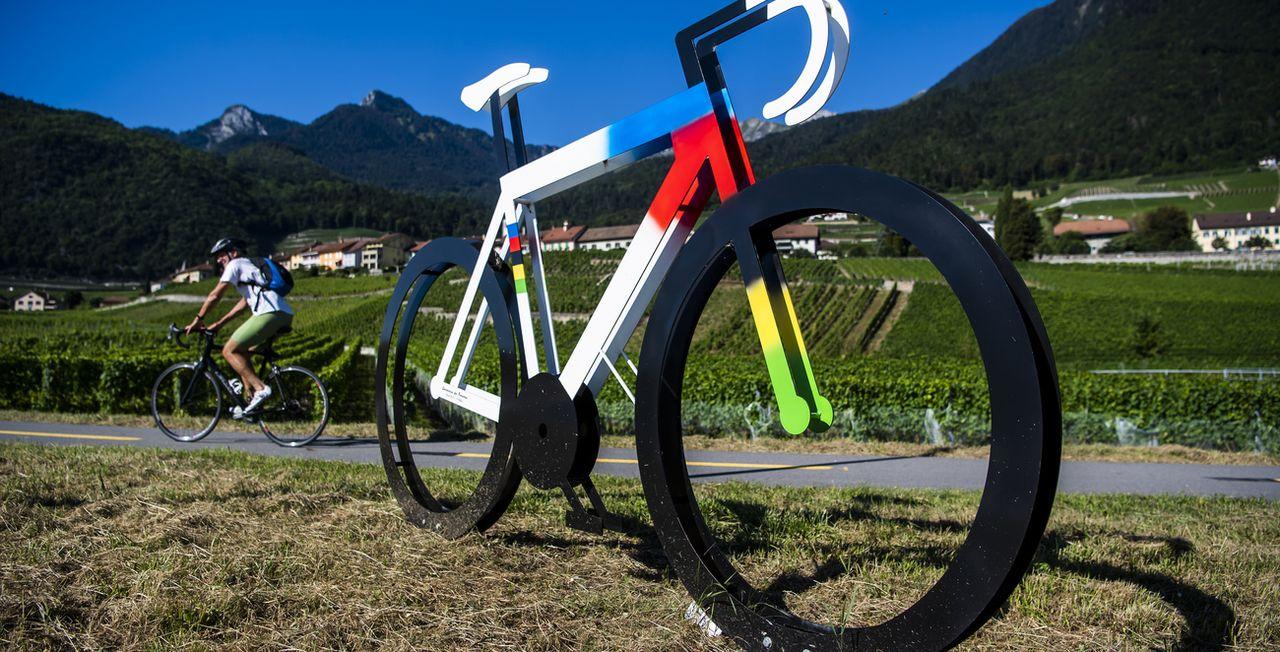Swiss Cycling et le comité d'organisation de ces Mondiaux ont décidé de jeter l'éponge. [Jean-Christophe Bott - Keystone]