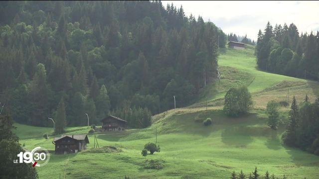 Cinéma: le Festival international du film alpin des Diablerets propose une cinquantaine de films liés à la montagne. [RTS]