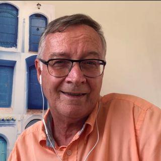 Antoine Flahault, épidémiologiste, directeur de l'Institut de santé globale à l'UNIGE. [RTS]