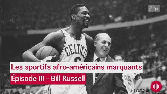 Sport Matin: portrait de Bill Russell [RTS]