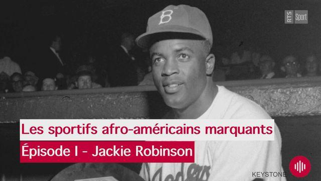 Sport Matin: portrait de Jackie Robinson [RTS]
