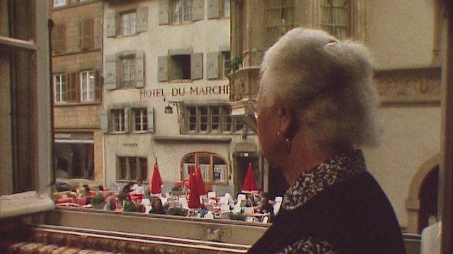 La place du Marché [RTS]