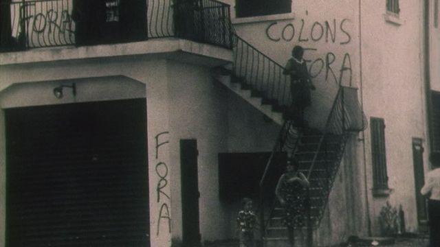 Les événements d'Aleria en Corse [RTS]