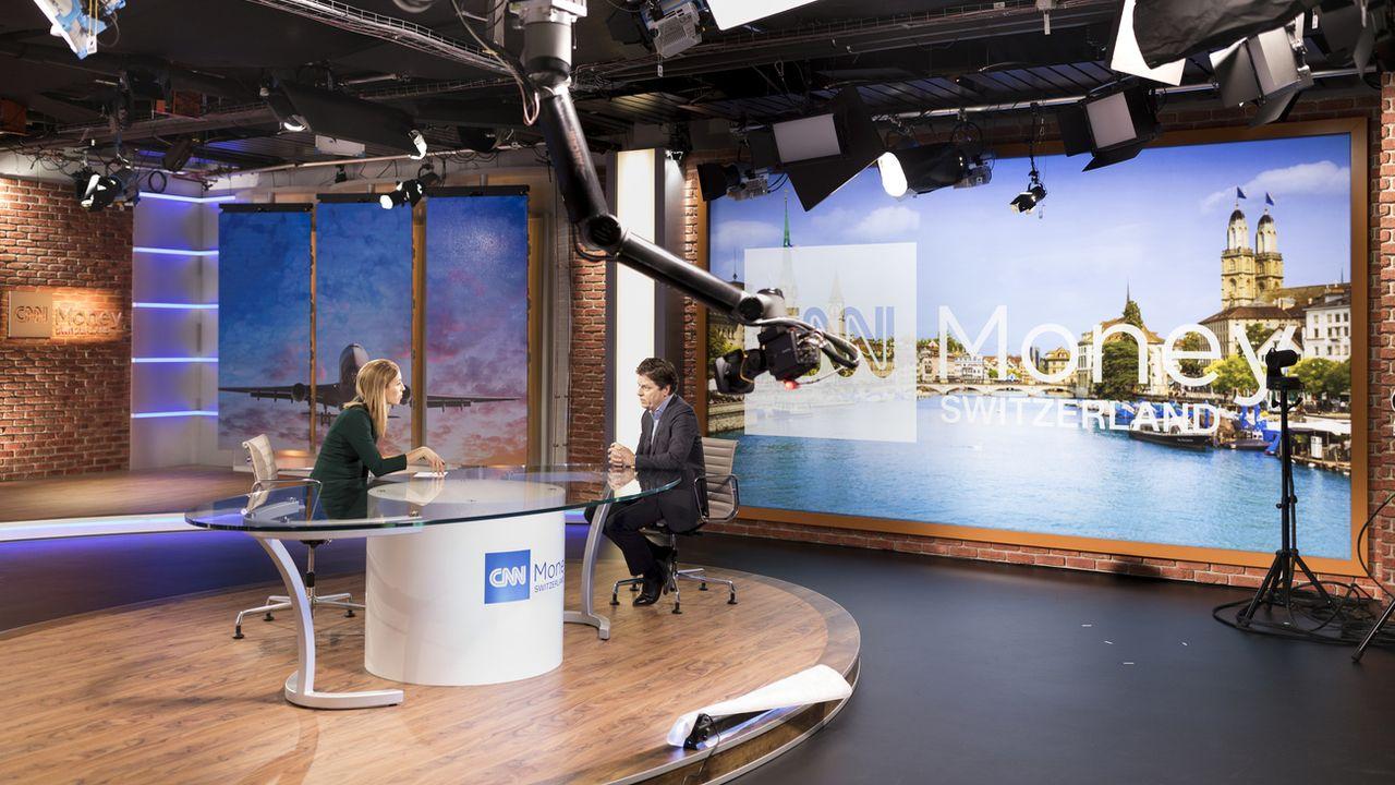 La chaîne de télévision CNN Money Switzerland cesse ses activités