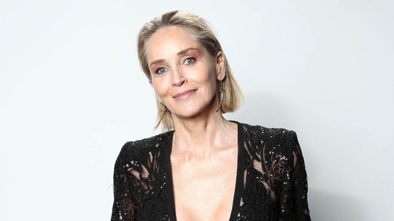 L'actrice Sharon Stone en février 2020. [Rich Polk / GETTY IMAGES - AFP]