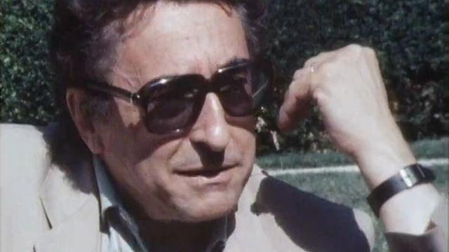 En 1985, Charles-Henri Favrod prend la direction du Musée de la photographie de l'Elysée à Lausanne. [RTS]