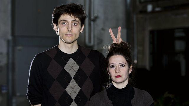 David Melendy et Céline Rey, les Diptik. [BAK Gneborg]