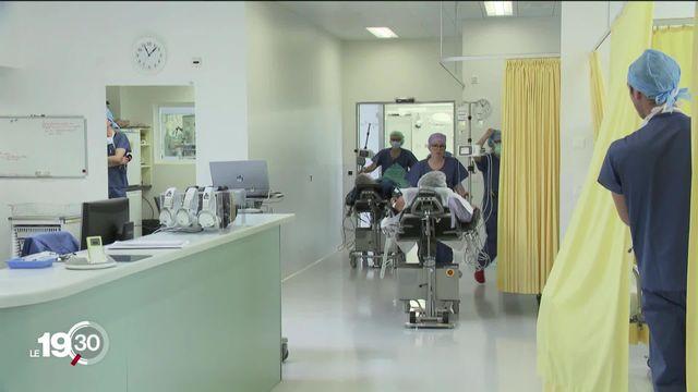 Pour freiner les coûts de la santé, le Conseil fédéral veut faire la chasse aux prestations médicales inutiles [RTS]