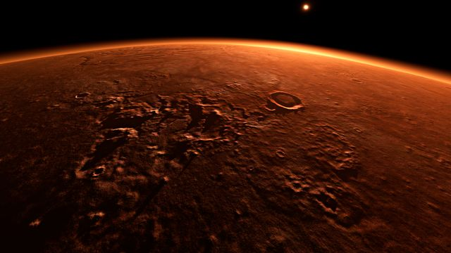 Fouler le sol de Mars est un vieux rêve humain. magann Depositphotos [magann - Depositphotos]