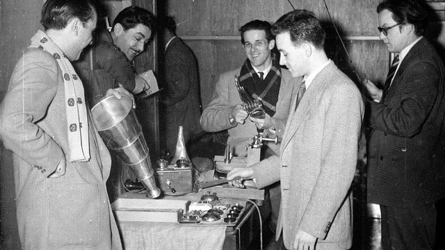 Bruitages [RSR 1953]