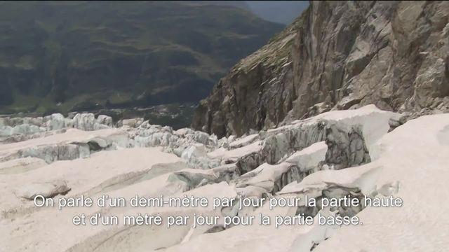 Quand les glaciers tombent [RTS]