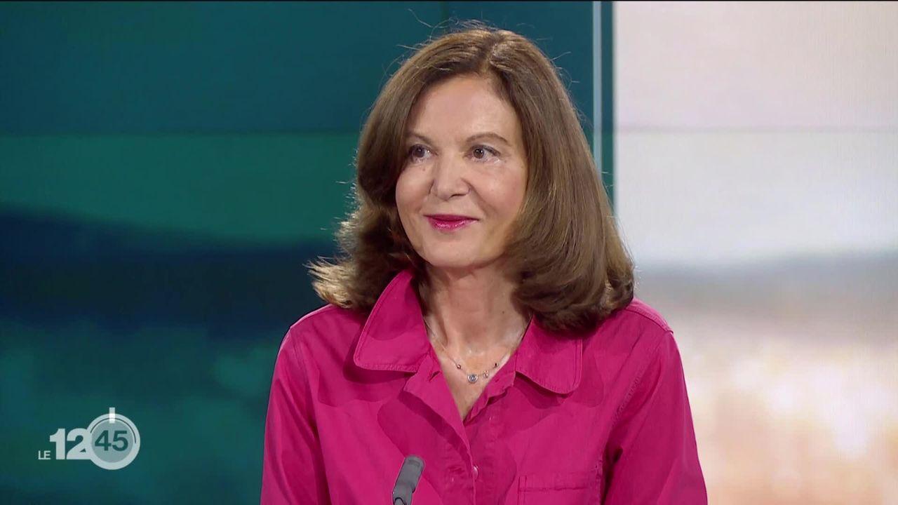 Rendez-vous culture: Anne Fontaine, cinéaste, scénariste et actrice. [RTS]