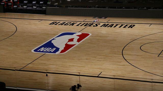 Le match de NBA entre le Thunder et les Rockets a été annulé. [Kim Klement - Keystone/AP]