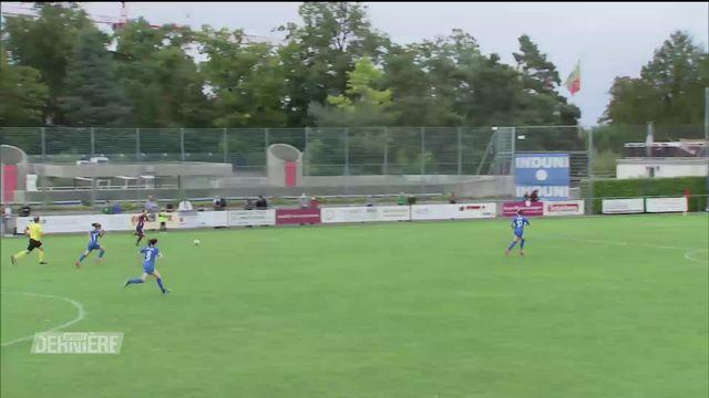 Championnat suisse de football féminin,  4e journée: Servette - Lucerne (5-1) [RTS]