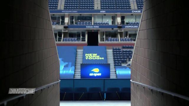 Tennis : US Open [RTS]