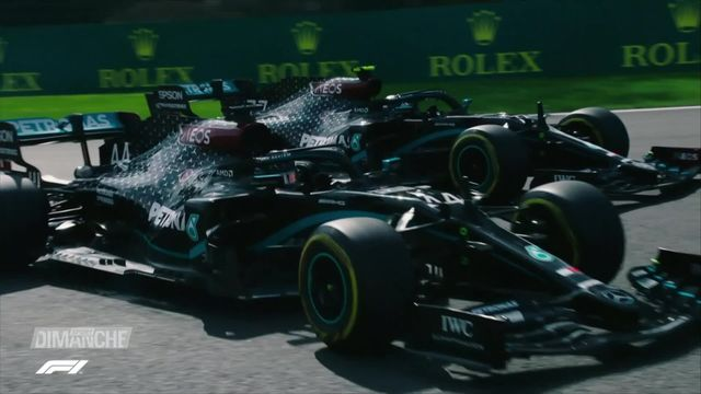 F1 : Grand prix de Belgique [RTS]