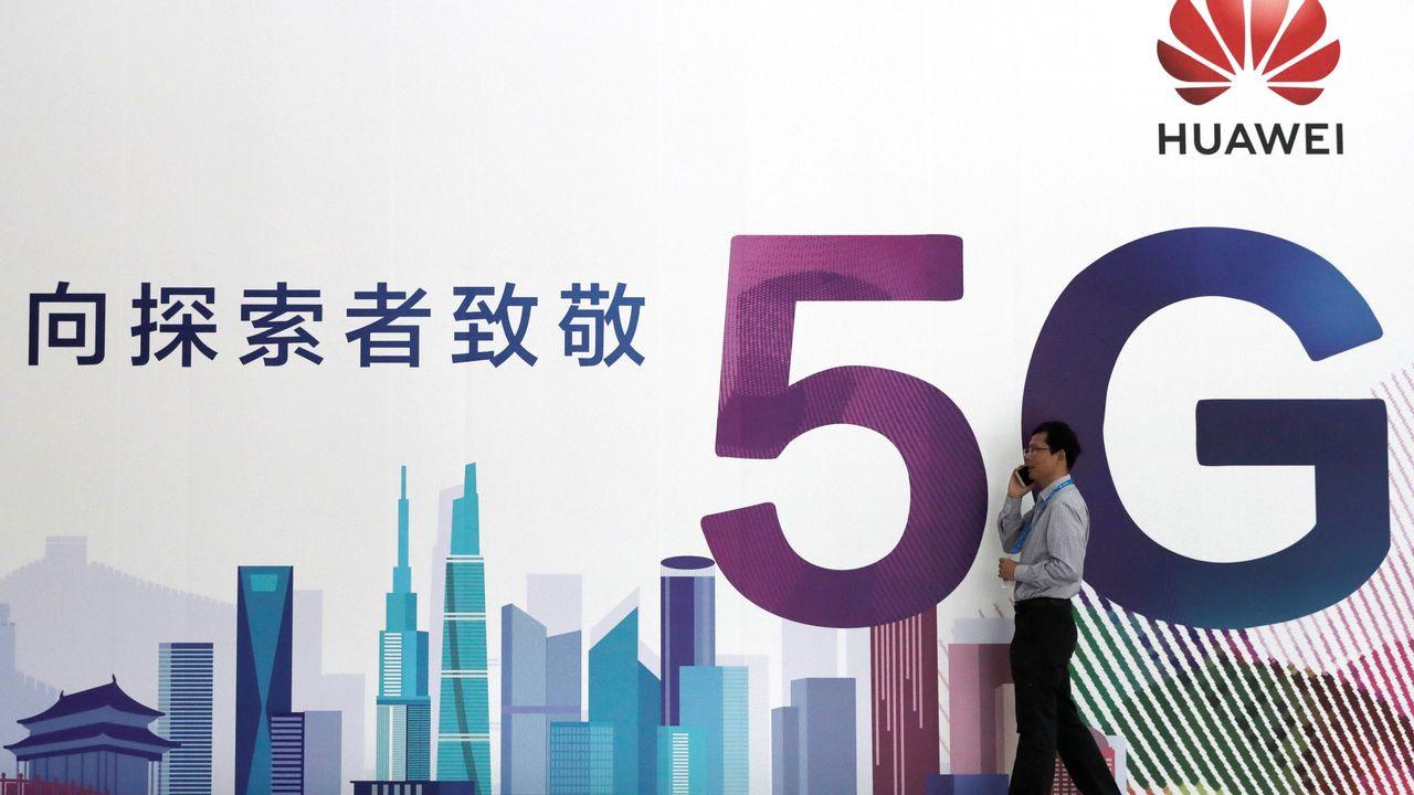 L'avenir de Huawei mis à mal par les sanctions américaines [Stringer - REUTERS]