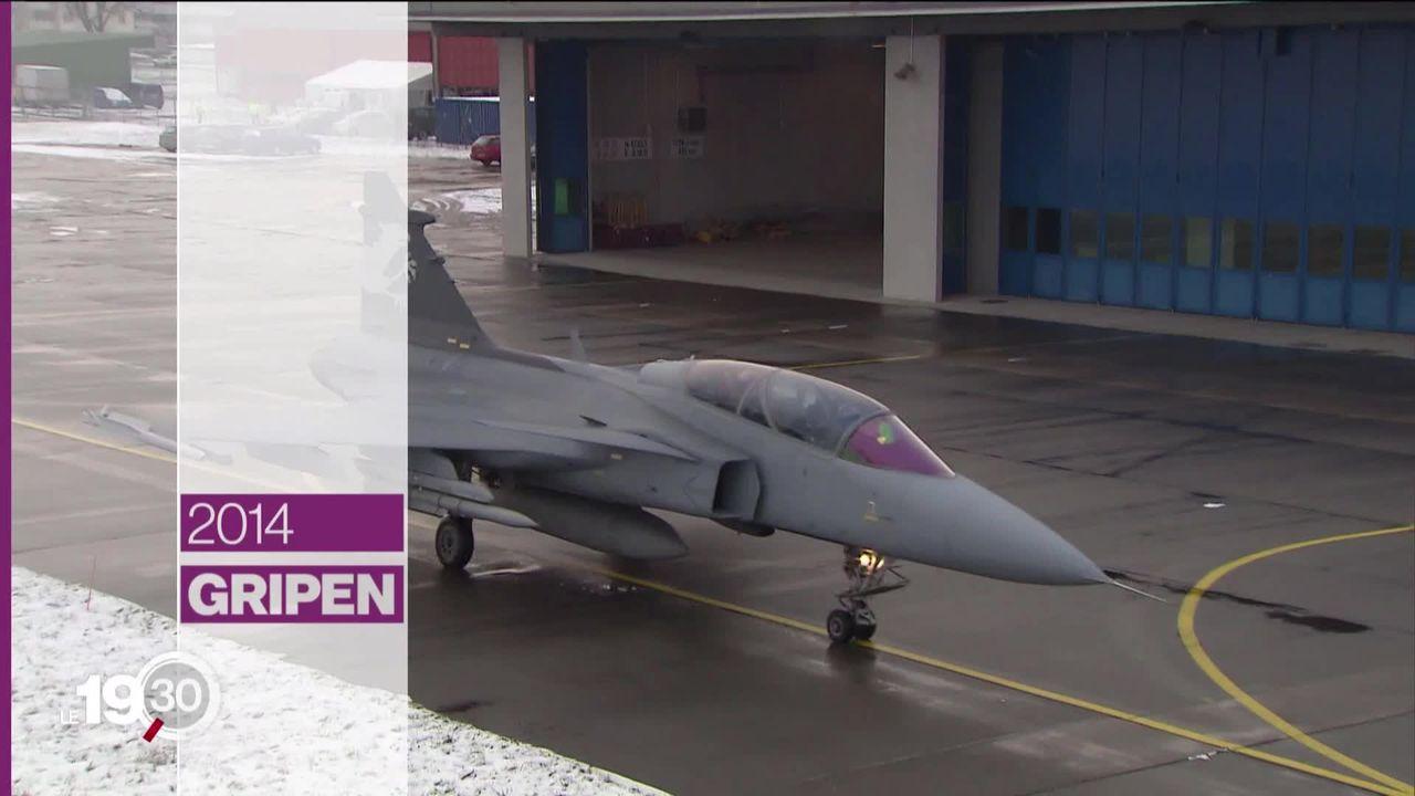 La Suisse et les avions de combat, une longue histoire de batailles politiques