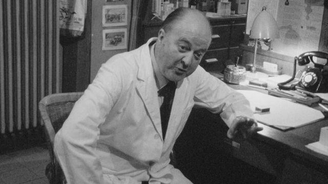 Portrait d'un pharmacien [RTS]