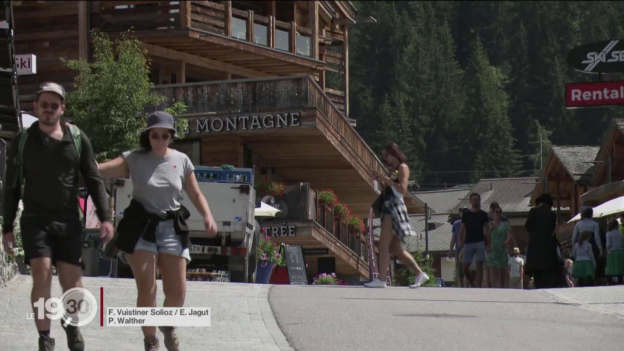 Les stations de montagne sauvent leur saison touristique [RTS]