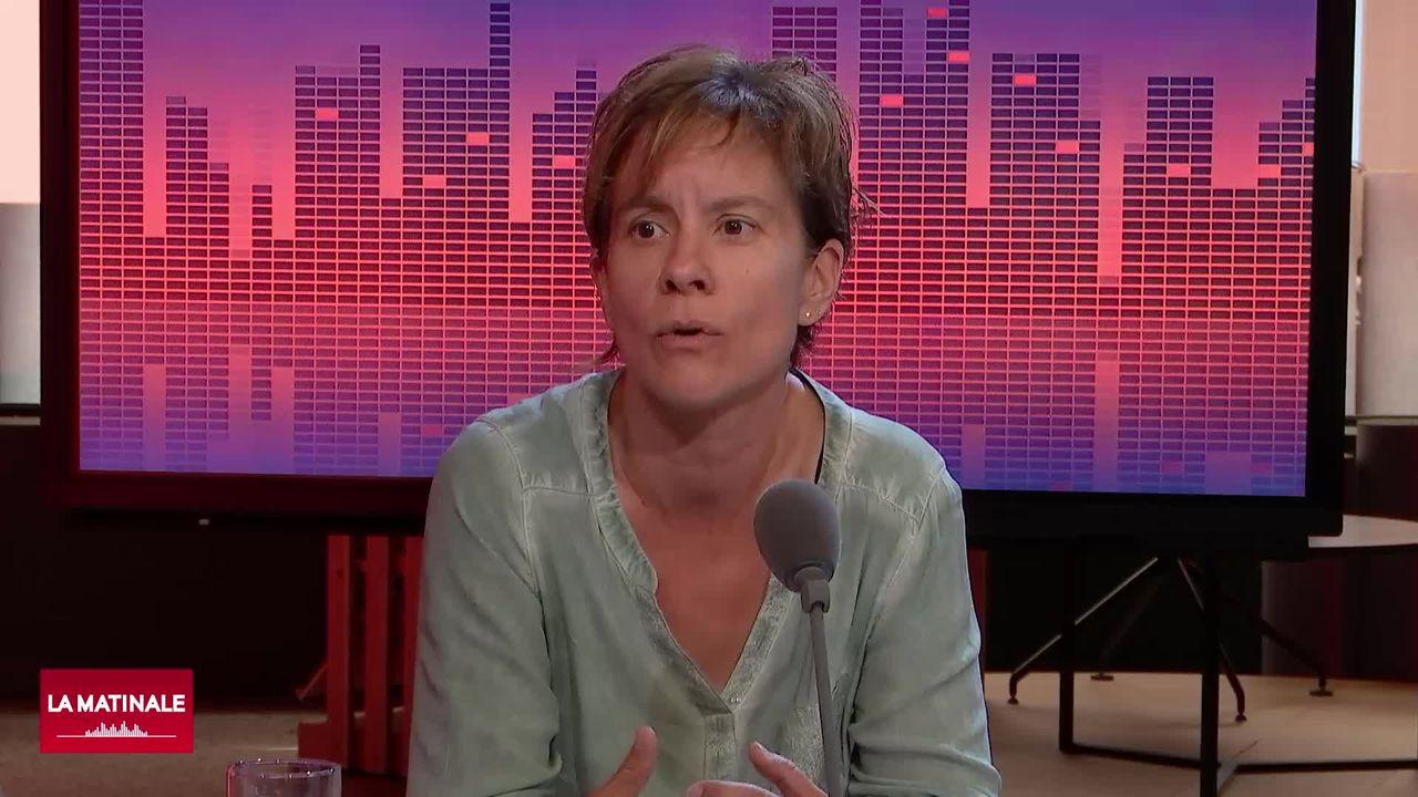 L'invitée de La Matinale (vidéo) - Christine Cavalera, défenseure de la Loi sur la chasse [RTS]