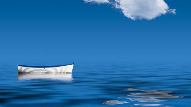 Les eaux mortes... une sorte de piège invisible décrit par les marins comme un engluement des bateaux sans raison apparente. steveheap Depositphotos [steveheap - Depositphotos]