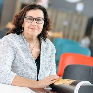 Yuliya Slutskaya, fondatrice du Press Club Belarus [DR]