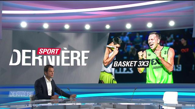 Basket: Team Lausanne 3x3 [RTS]