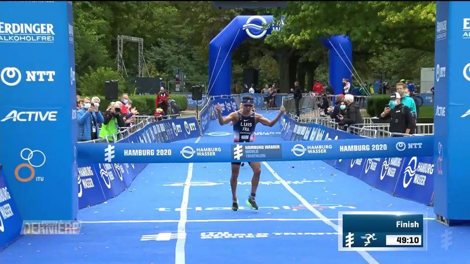 Triathlon: Championnats du monde, Hambourg, Allemagne [RTS]