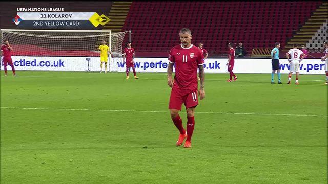 Ligue B, Serbie - Turquie (0-0): match nul entre Serbes et Turcs [RTS]