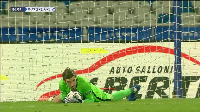 Ligue C, Kosovo - Grèce (1-2): les hommes de Bernard Challandes s'inclinent [RTS]