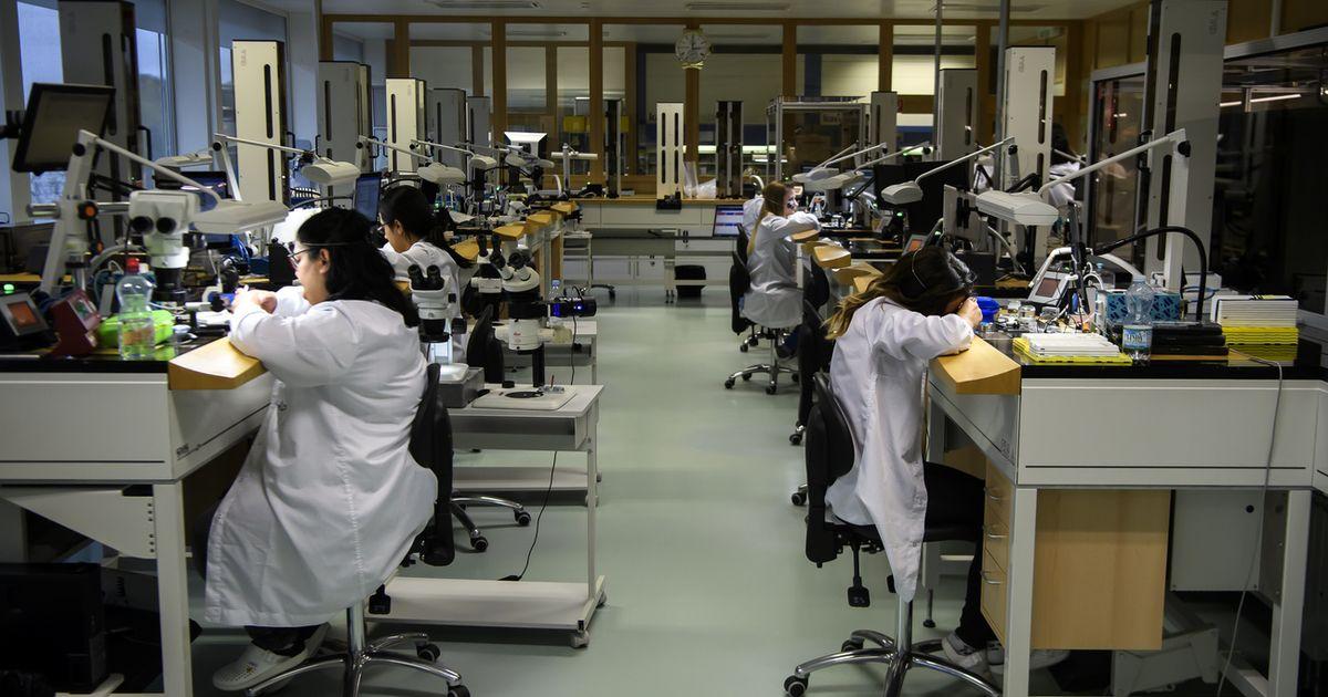 Économie : Girard-Perregaux et Ulysse Nardin biffent un quart de leurs postes •