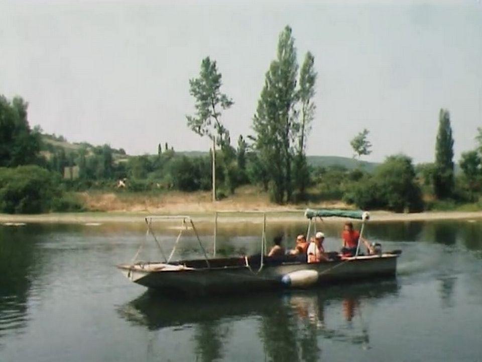 Croisière sur la Dordogne en 1976 [RTS]