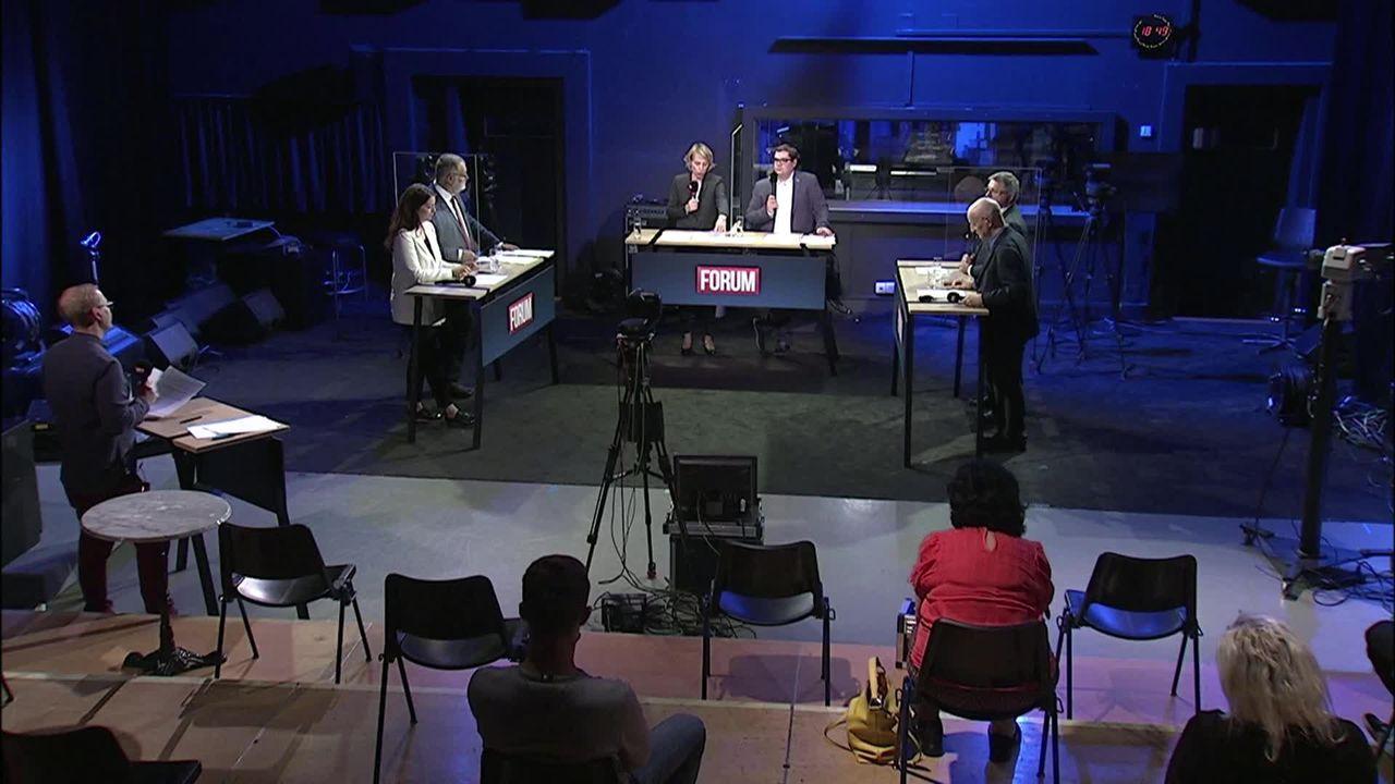 Le grand débat - Avions de combat [RTS]