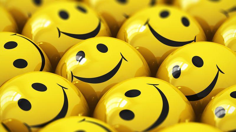 Le Smiley Sourire De La Pop Culture Rts Ch Arts Visuels