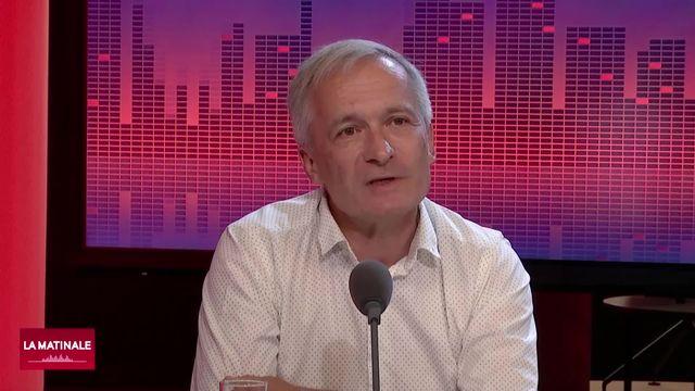 L'invité de La Matinale (vidéo) - François Turrian, directeur romand de Birdlife [RTS]