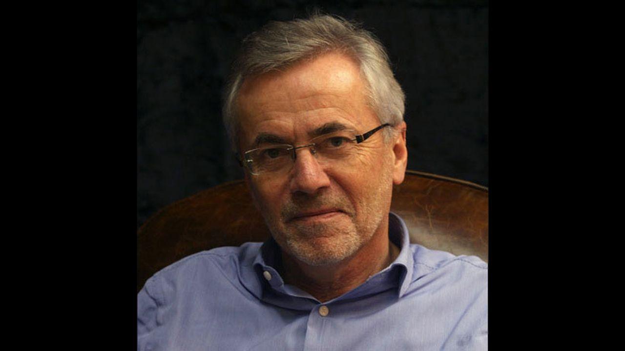 L'écrivain Laurent Jenny. [DR]