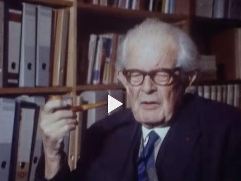 Jean Piaget [RTS]