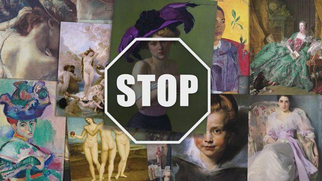 Les histoires de l'art - Les femmes dans l'art [RTS]