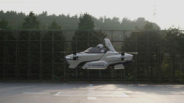 Le prototype de l'entreprise japonaise Skydrive [AP]