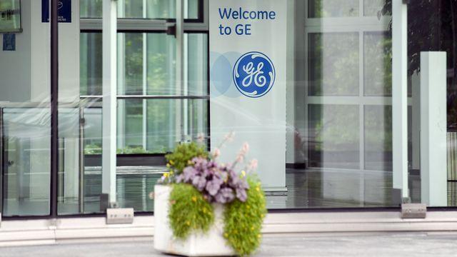 Le site de General Electric à Birr, dans le canton d'Argovie [Walter Bieri - Keystone]