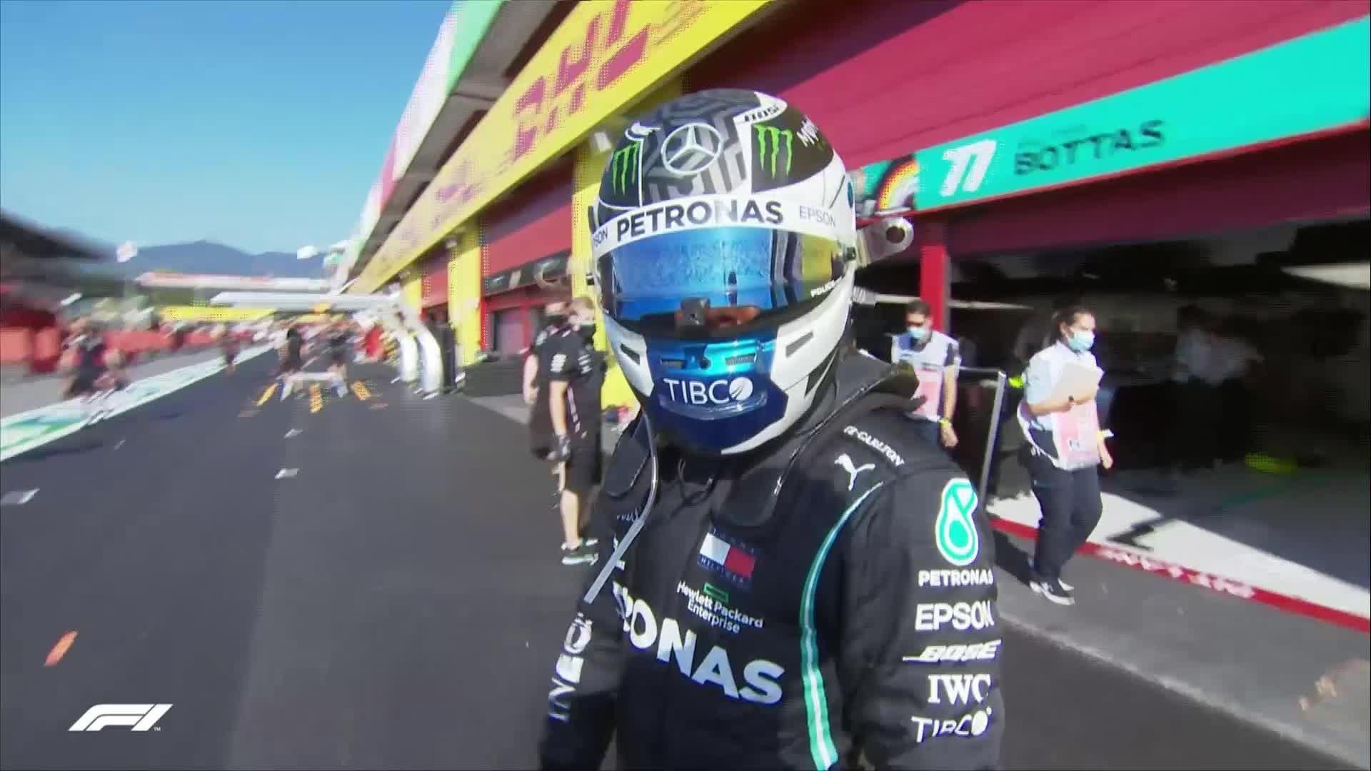 Les notes du Grand Prix de Toscane 2020