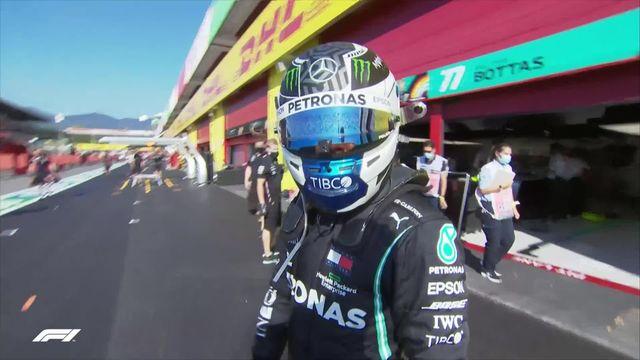 GP de Toscane (#9), Q3: septième pole de la saison pour Lewis Hamilton (GBR) [RTS]