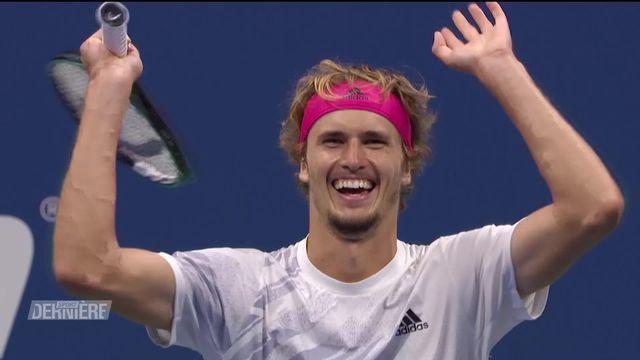 Tennis, US Open, finales: les affiches des finales [RTS]
