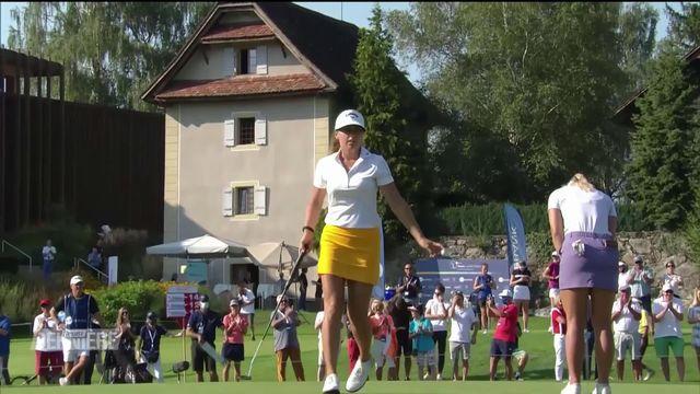 Golf, Swiss Ladies Open: victoire de Amy Boulden (WAL), Kim Métraux (SUI) 3e [RTS]