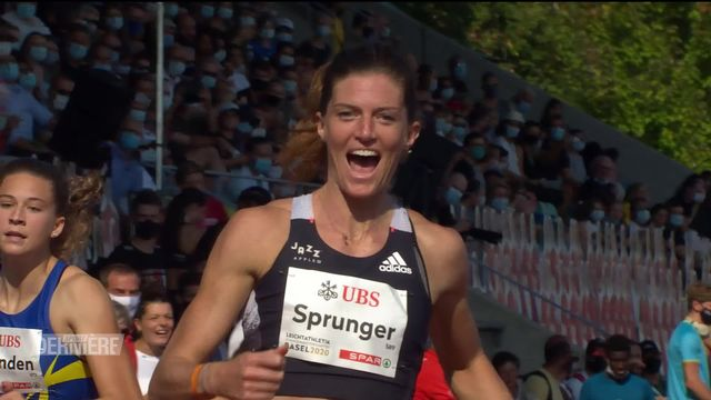 Athlétisme, Championnats Suisse 2020: résumé [RTS]