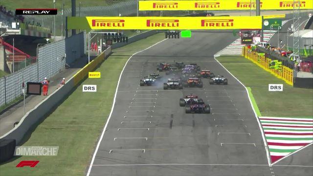 Formule 1: GP de Toscane [RTS]