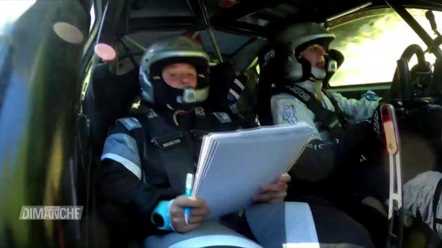 Le Mag: le rôle crucial du copilote [RTS]