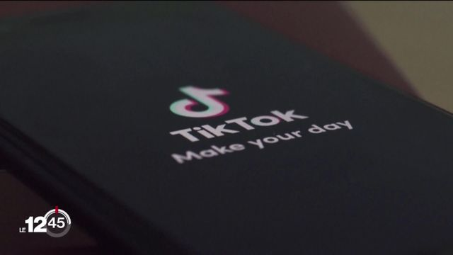La société Oracle l'emporte face à Microsoft pour reprendre les activités américaines du géant chinois TikTok [RTS]